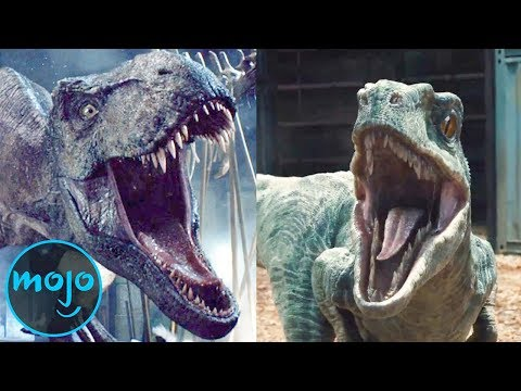 Top 10 Dinosaur Fights in Movies