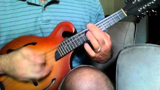How to play Sweet Home Alabama on the Mandolin