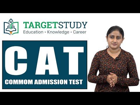 CAT Exam - Common Admission Test   Eligibility   CAT Syllabus ...