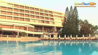 preview picture of video 'Le Meridien Hotel in Limassol, Cyprus for Weddings - Unravel Travel TV'