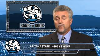 2013 PAC-12 College Football Preview & Season Win Totals Prediction