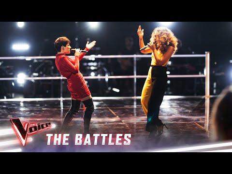 The Battles: Prinnie Stevens v Diana Rouvas 'Freedom' | The Voice Australia 2019