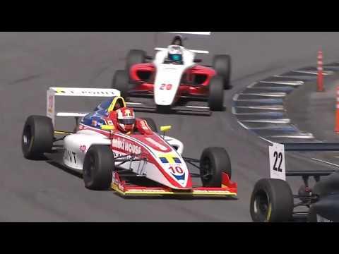 Danish Formula 4 - Race 1 Heat 2 - Jyllandsringen