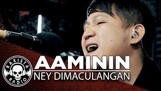 Aaminin by Ney Dimaculangan  | Rakista Live EP279