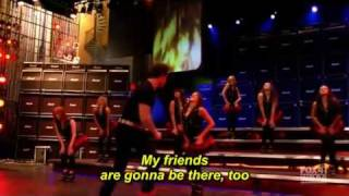 GLEE - Highway to Hell (AC/DC)