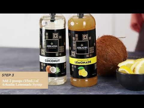 Coconut Lemonade Recipe