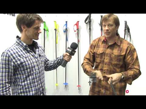 Ski Poles Review: Black Diamond Ski Poles 2013/14 at ispo 2013