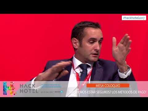 10/10/2017 -15:30h. Mesa coloquio 'Podemos estar Seguros Los metodos de pago'
