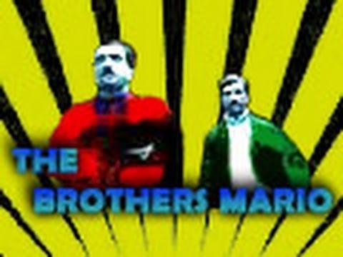 'The Brothers Mario' Warps The Mushroom Kingdom Into Liberty City
