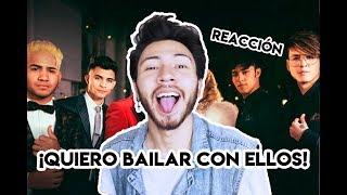 REACCIÓN A 'HEY DJ' REMIX - CNCO. ft MEGHAN TRAINOR, SEAN PAUL | Niculos M