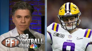 Importance of white QBs speaking up about social issues | Pro Football Talk | NBC Sports