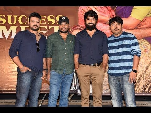 Natakam Movie Team Successmeet