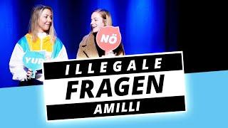 AMILLI Und Ihr Biolehrer?!   Illegale Fragen
