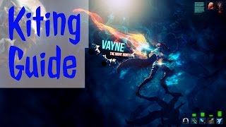A guide to kiting as Vayne; The Basics (Part 1 of 2)