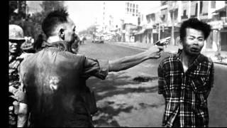 Vietnam War - Execution of Nguyễn Văn Lém