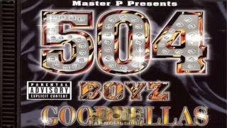 504 Boyz (Mac, Master P, Magic, Silkk , Mystikal, Krazy & C-Murder - Wobble Wobble) Album Version