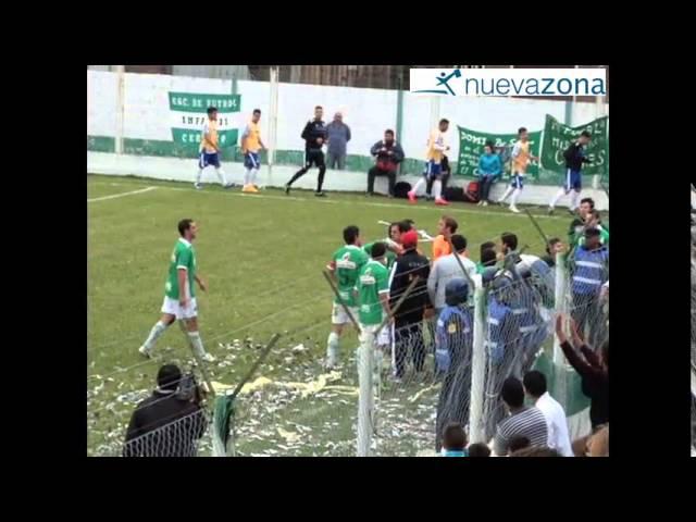 Todas las jugadas de la segunda final: Cerrito3-VFBC 2