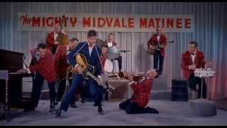 JERRY LEWIS tocando um rock da pesada