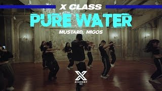 YSL | X CLASS CHOREOGRAPHY VIDEO  Pure Water   Mustard, Migos