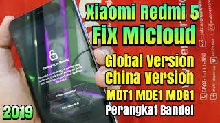 redmi 5 mdg1 mi account remove - मुफ्त ऑनलाइन