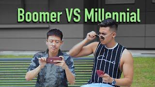 Boomer vs Millennial
