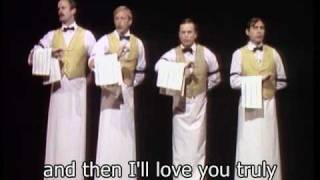 Monty Python - Sit On My Face video