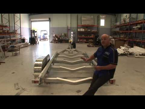That's Fishing Reviews Transtyle Aluminium Boat Trailers