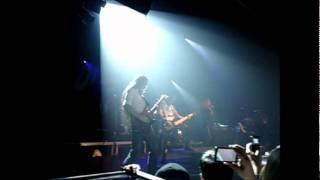 DragonForce (Live 10/21/11 NYC Fallen World LYRICS [NEW SONG])