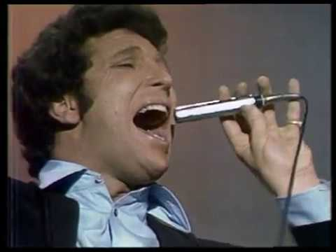 "I'll see your ""Elvis has almost too much fun"" video and raise you a Tom Jones ""Flips his shit."""