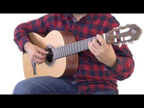 ORTEGA R180L Levoruká klasická kytara