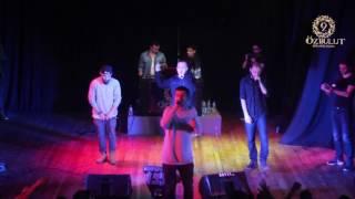 Allame - Dayan '' Canlı Performans '' Özbulut Vol.12