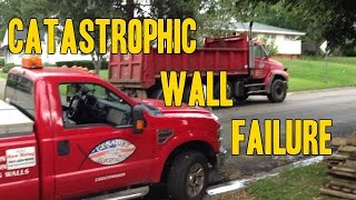 Catastrophic Retaining Wall Failure Goes to Court in St.Paul MN