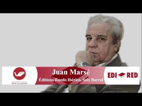 Entrevista a Juan Marsé (EDI-RED)
