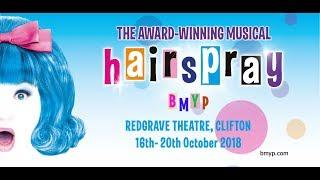 Hairspray vlog Episode 1