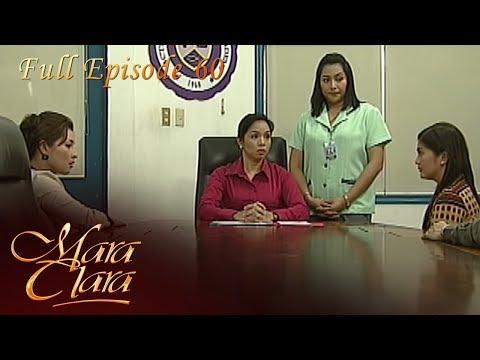 , title : 'Full Episode 60 | Mara Clara'