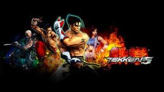 Tekken 5 Game Full Movie Mishima Saga