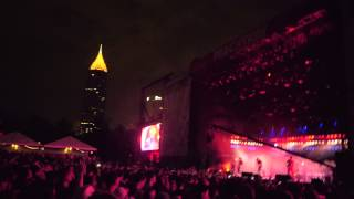 Shaky Knees  |  The Strokes  'Vision of Division'  5-8-15
