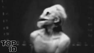 Top 10 Weirdest Things Found In Area 51
