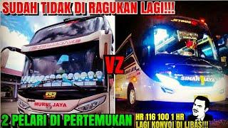 preview picture of video 'Gak Nyangka Bisa Secepat Ini!! MURNI JAYA E52 Overtake Po Haryanto HR 116 100 dan sinar jaya 24rc'