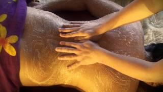 Body Scrub Treatment at Sydney Ka Huna