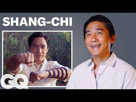 Tony Leung Breaks Down His Most Iconic Characters | GQ