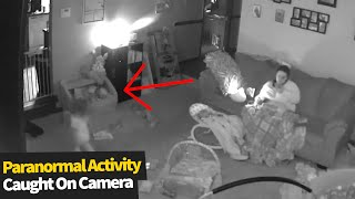 Top 16 Scariest Ghostly Moments Caught on Camera   Spooky Moments Compilation