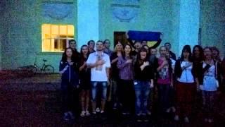 """Підслухано Гребінка"": флешмоб на День Незалежності"
