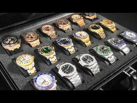 Luxury Watch Bubble Finally Bursting?! Rolex, AP, Patek Philippe, Richard Mille and…