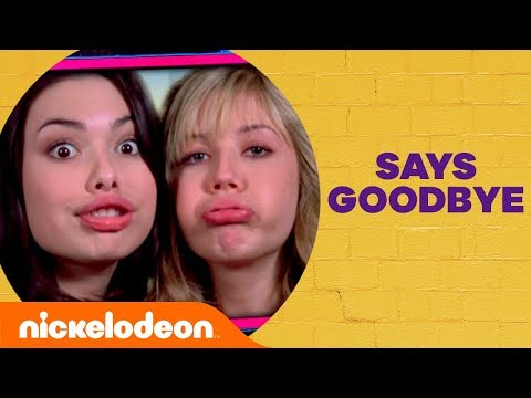 iCarly Says Goodbye 😭 Relive the Final 5 Minutes | Nick