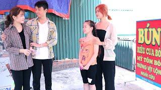 Cho Cô Lao Công 1 Bát Bún, Vợ Chồng Nghèo Nhận Lại Món Quà Vô Giá Để Chữa Bệnh Ung Thư Cho Con Gái