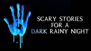 Scary True Stories Told In The Rain | Thunderstorm / Dark Cabin Video | (Scary Stories)