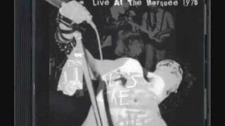 adam and the antz-it doesnt matter live