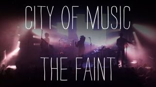 "The Faint Perform ""Agenda Suicide"" and ""Glass Danse"" - City of Music"