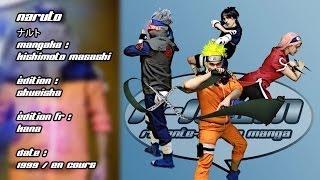 Raconte-moi un manga 28 - Naruto